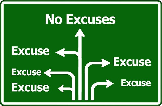 Covid-19 is not an excuse